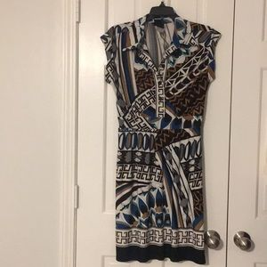 Excellent condition cute jersey dress.